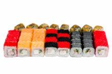 Самурай сет купить. Васаби суши